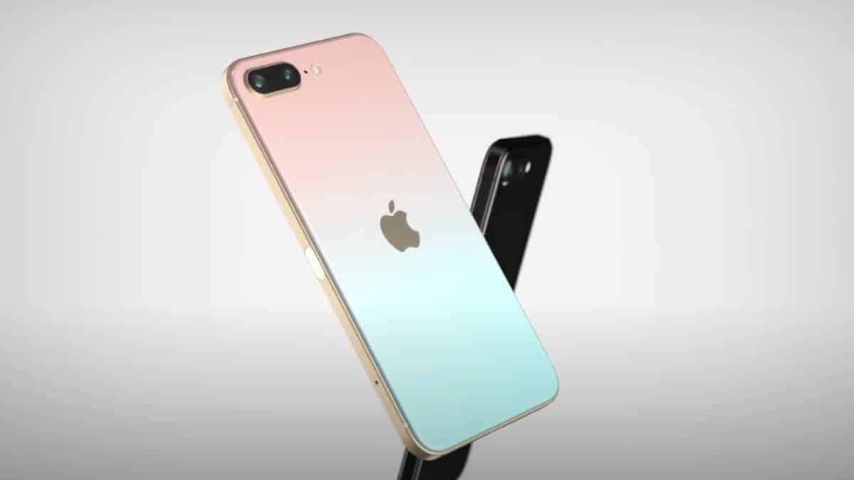 L'iPhone SE 3e génération en vente début 2022 avec un nouveau design ?