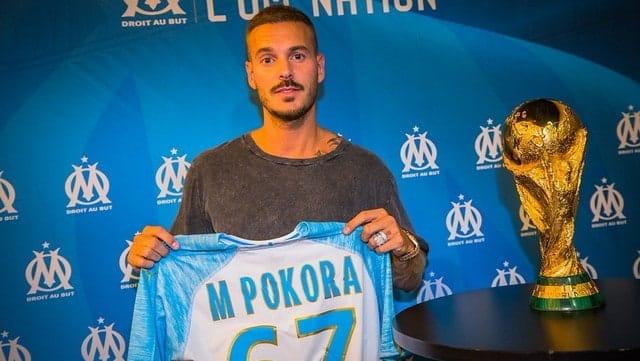 M Pokora va réaliser son rêve en jouant au Vélodrome de Marseille !
