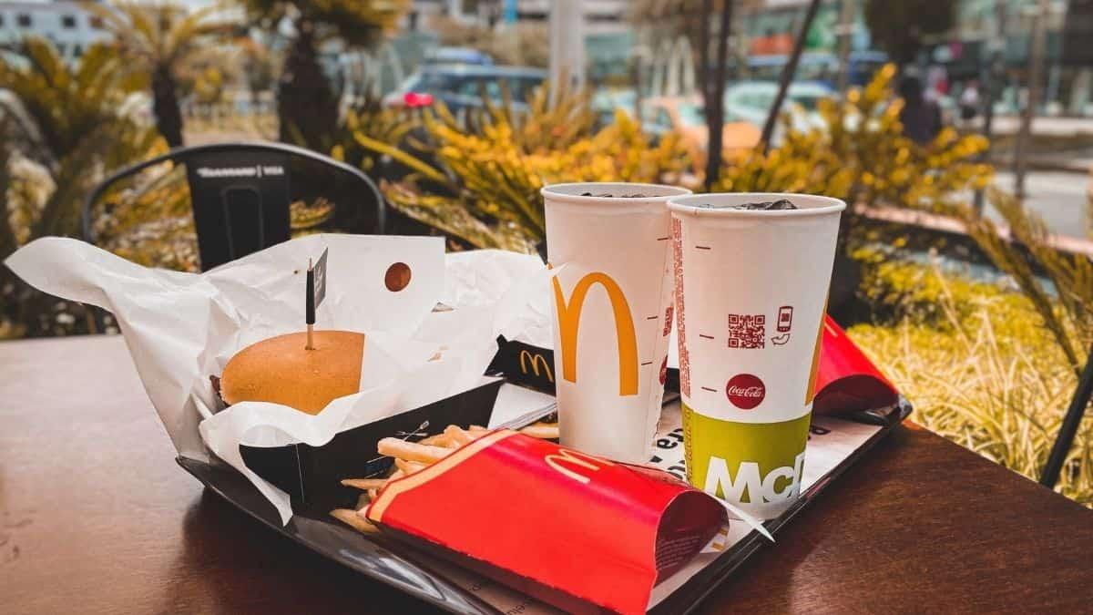 McDonald's prend la place d'une brasserie française du groupe Bocuse !