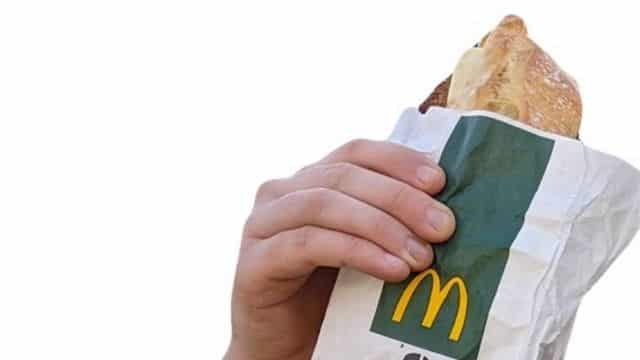 McDonald's relance son célèbre McBaguette pour une durée limitée !