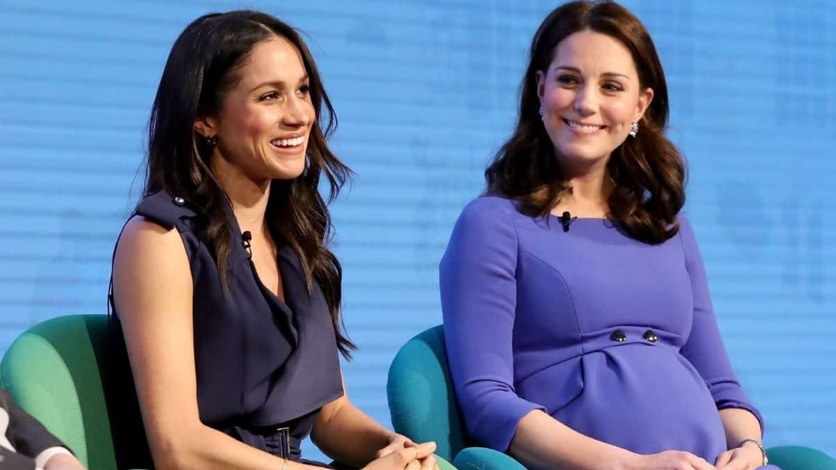 Meghan Markle concurrencée par Kate Middleton avec son documentaire ?