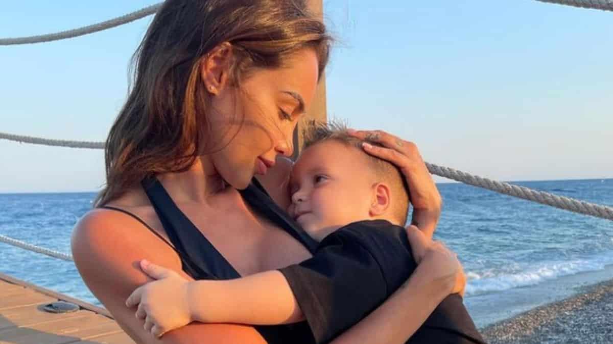 Nabilla dévoile l'évolution de son fils pour célébrer ses 2 ans !