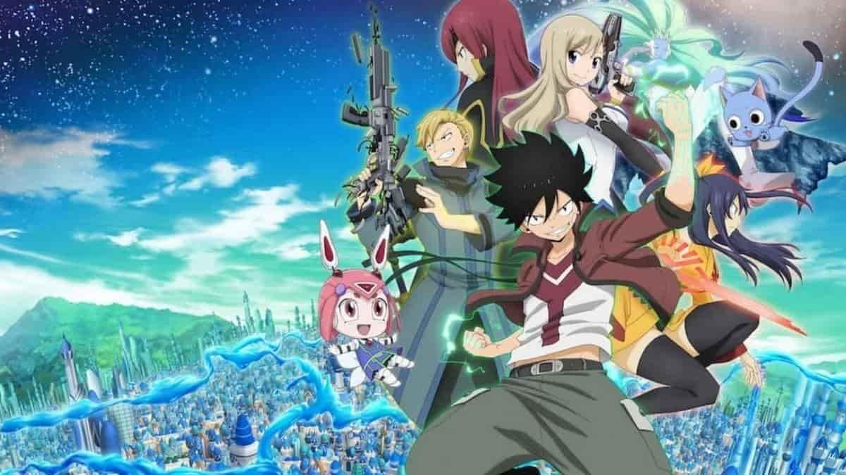 Netflix: la série «Edens Zero» aura le droit à une 2e saison ?