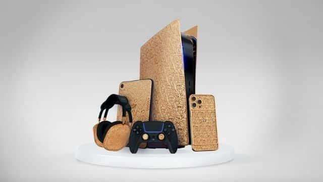 PS5 une incroyable console en or massif vendue à 320 000 euros !