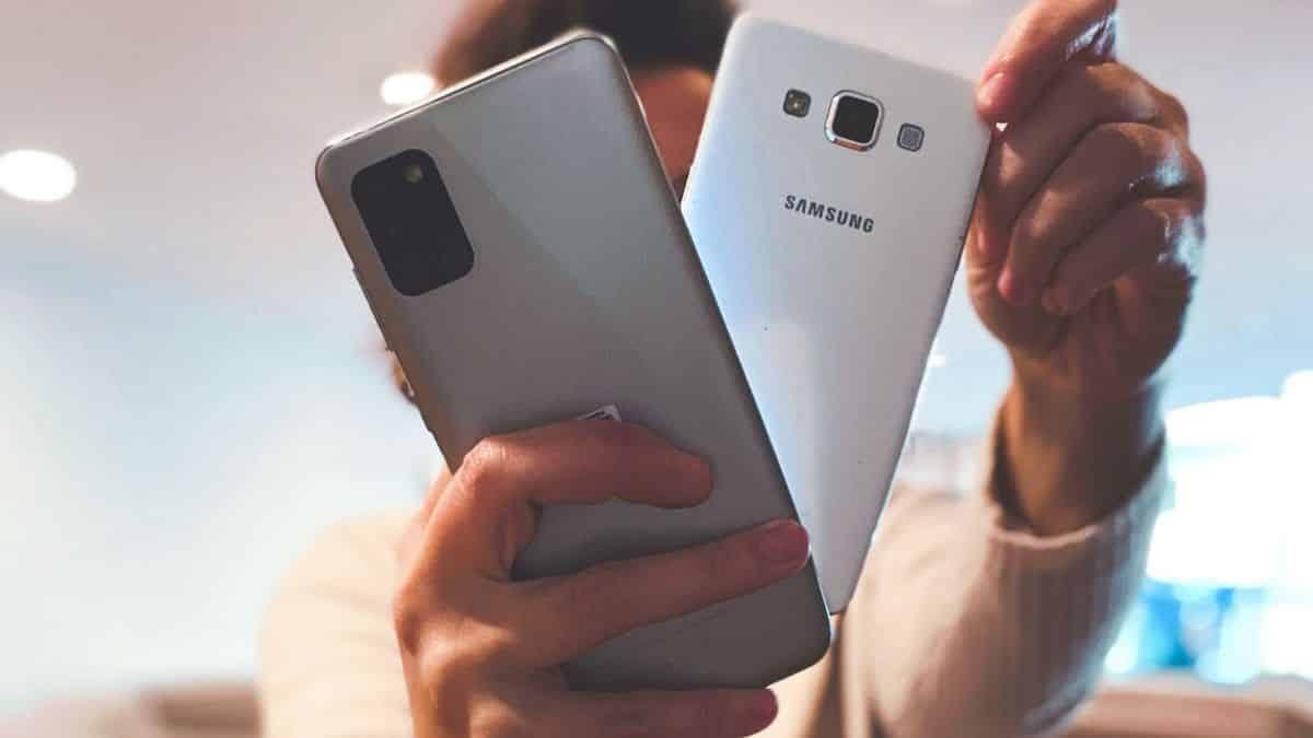 Samsung: le Galaxy S22 ne se chargera pas plus vite que le Galaxy S21 !