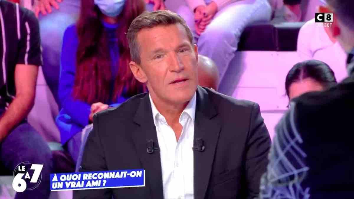 TPMP: Benjamin Castaldi a hébergé son ami Matthieu Delormeau huit mois !