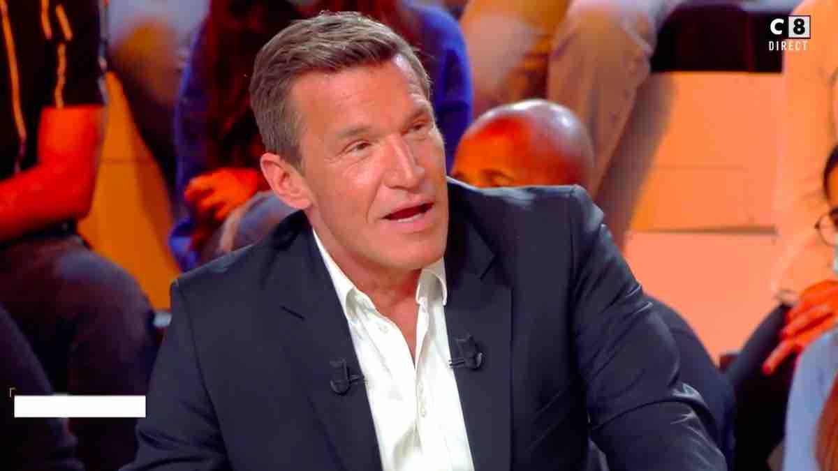 "TPMP: Benjamin Castaldi balance sur son mariage ""Un magazine l'a payé"" !"