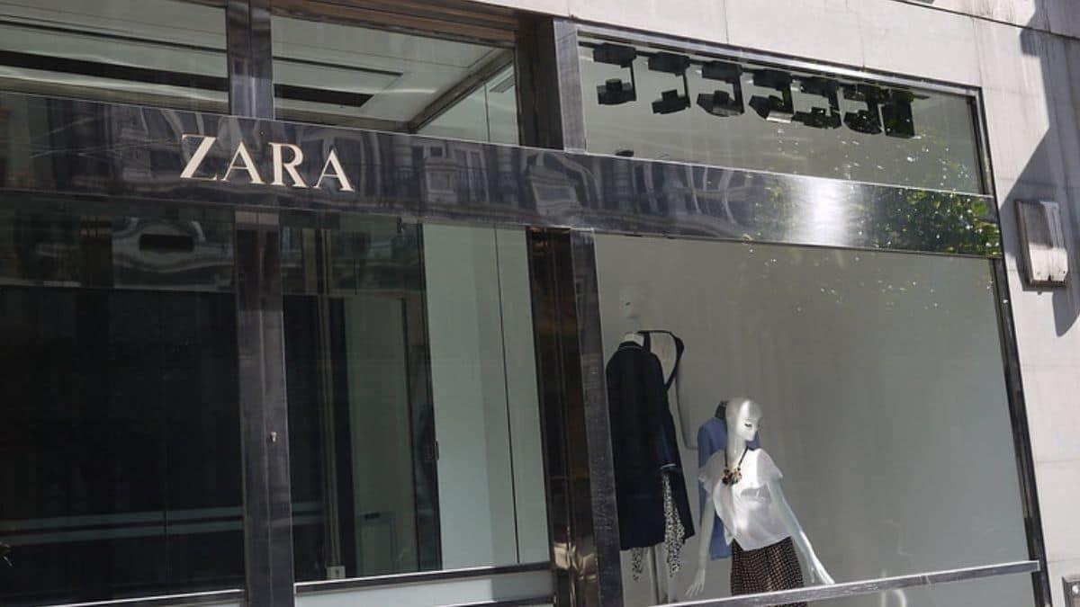 Zara dévoile déjà la tenue parfaite pour célébrer le Nouvel An !