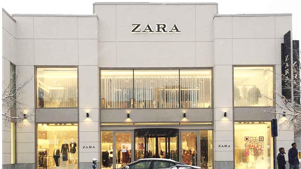 Zara dévoile sa toute nouvelle veste en tweed inspirée par Chanel !