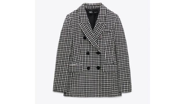 Zara s'inspire du look de Tina Turner pour sa veste ultra vintage !